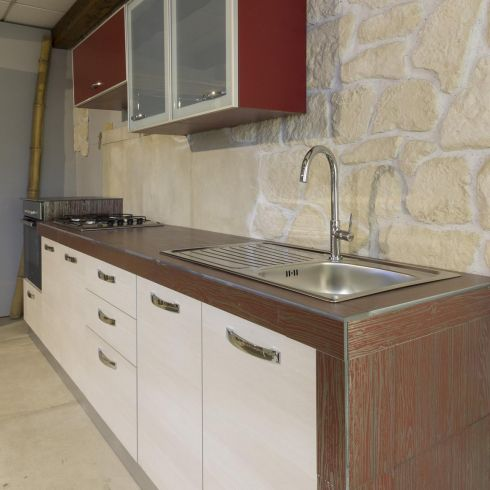 temporary outlet cucine